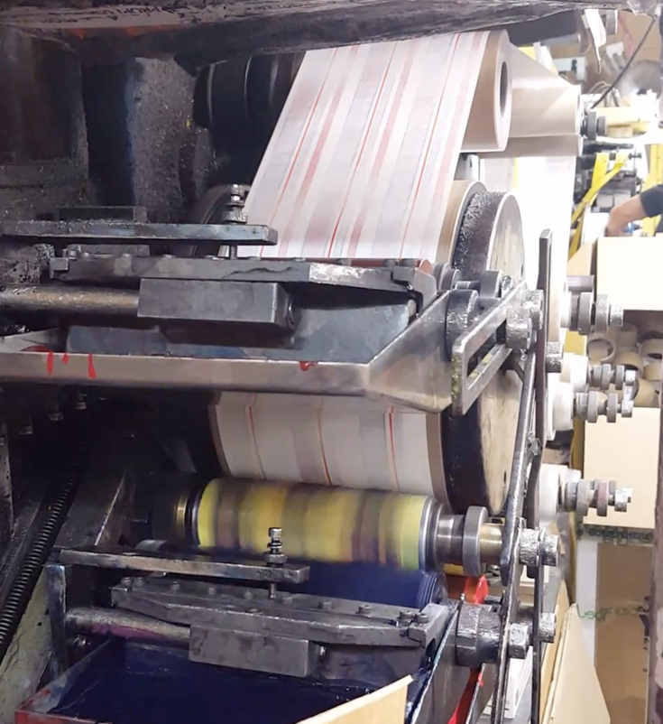 Custom printed tape—Phoenix Tape